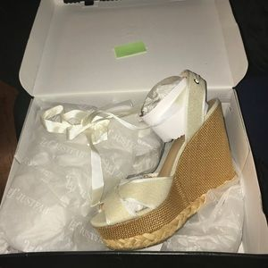 Gorgeous wedges from Justfab size 9!